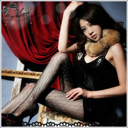 【星鑽情趣精品】咒語.法式浪漫 性感造型褲襪(JA-24101208)