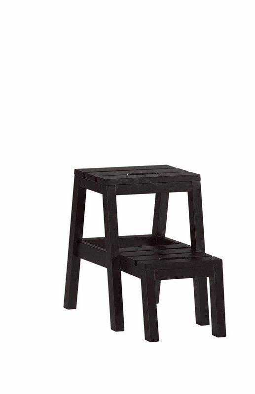 【石川家居】CM-528-13 查理多功能樓梯椅_黑色 兩色可選 台北到高雄搭配車趟免運/滿三千搭配車趟免運