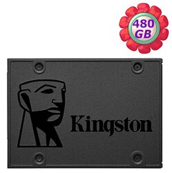 Kingston A400 480GB SSD【SA400S37/480G】2.5吋 SATA 6Gb/s 固態硬碟