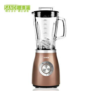 【獨家限量新色】思樂誼 SANOE 超活氧果汁機 B501   琥珀銅 公司貨 0利率 免運