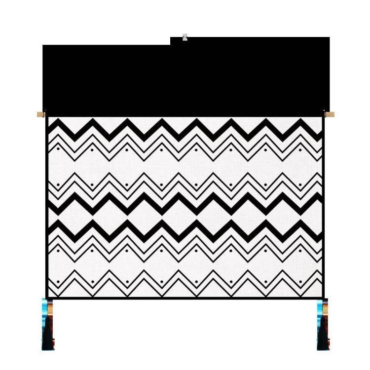 原創北歐掛毯掛布簡約設計師現代民族壁毯背景牆掛畫牆畫ins掛布