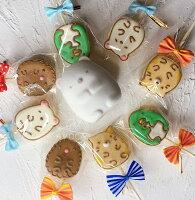 分享幸福的婚禮小物推薦喜糖_餅乾_伴手禮_糕點推薦角落生物糖霜餅乾-單隻
