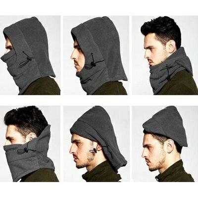 ★戶外面罩 保暖帽子-多功能純色防風加厚口罩13色73pp496【獨家進口】【米蘭精品】 2