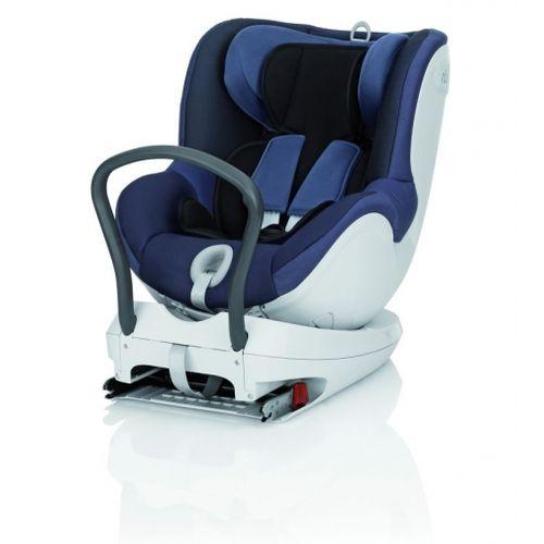BritaxDUALFIX旗艦型360度雙向ISOFIX0-4歲汽車安全座椅(汽座)-藍色BX03023★衛立兒生活館★
