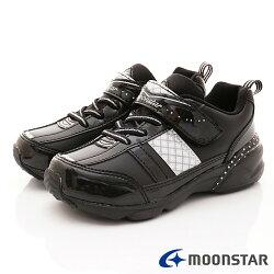 日本月星頂級童鞋 2E經典系列運動款 SGJ5046黑(中大童段)