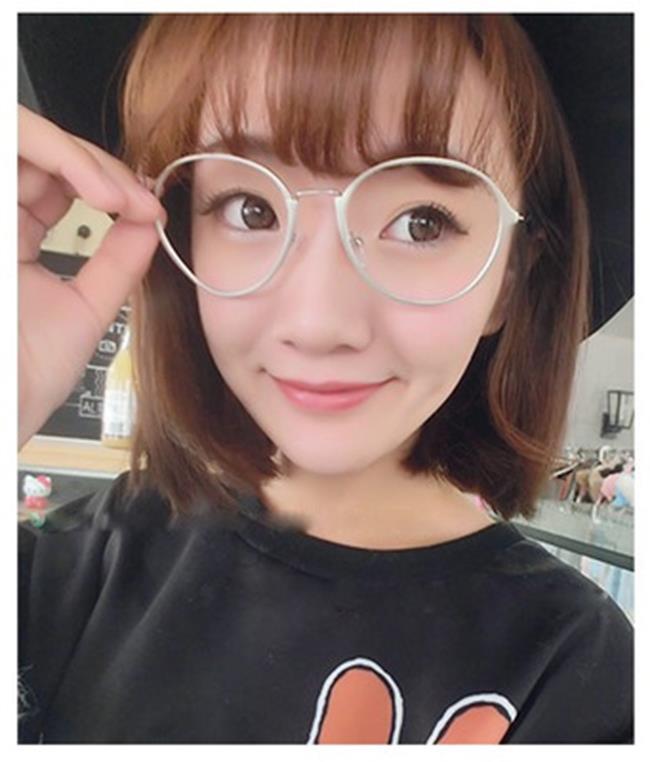 50%OFF SHOP【J020094GLS】新品韓版復古圓形眼鏡框9509男女士眼鏡架抗疲勞眼鏡批發