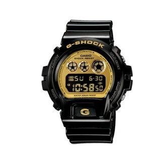 CASIO/G-SHOCK酷炫自在時尚運動腕錶/金/DW-6900CB-1