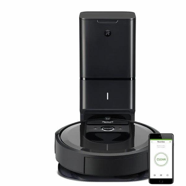 iRobot Roomba i7+台灣獨家限量版 自動倒垃圾&AI規劃路徑&wifi&APP 掃地機器人(限量版組合優惠) - 限時優惠好康折扣