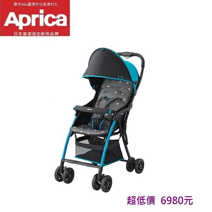*美馨兒* Aprica 愛普力卡-Magical Air Plus超輕量單向嬰兒推車6980元(來電另有優惠)
