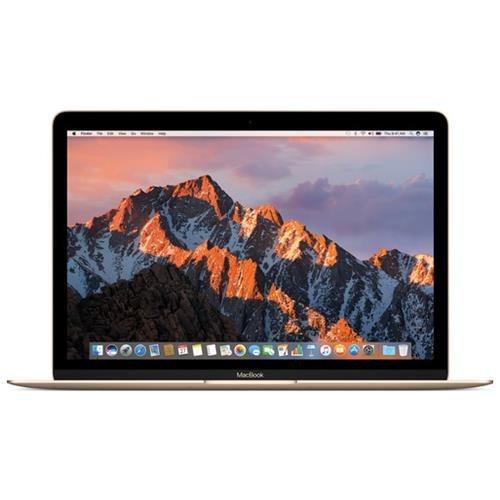 "Apple MacBook MNYL2LL/A 12"" LCD Notebook - Intel Core i5 (7th Gen) Dual-core (2 Core) 1.30 GHz - 8 GB LPDDR3 - 512 GB SSD - Mac OS Sierra - 2304 x 1440 - In-plane Switching (IPS) Technology, Retina Display - Gold - Intel HD Graphics 615 LPDDR3 - Bluetooth"