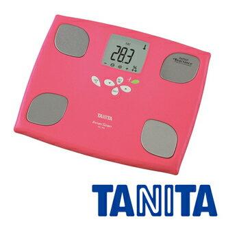 【當日配贈好禮 】 塔尼達 體組成計 TANITA 塔尼達 體脂計(玫瑰紅)BC-750