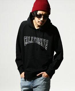 連帽大學T恤BLACK