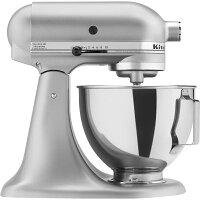 Kitchen Aid 4.5 Quart Tilt-Head Stand Mixer - Silver