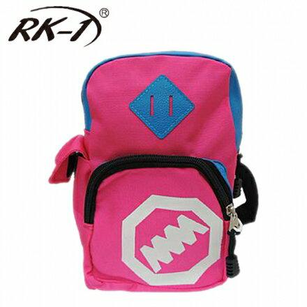 小玩子 RK-1 精品 背包 時尚 側肩 出遊 經典 簡約 拉鍊 運動風 色彩 鮮麗 RK-8085
