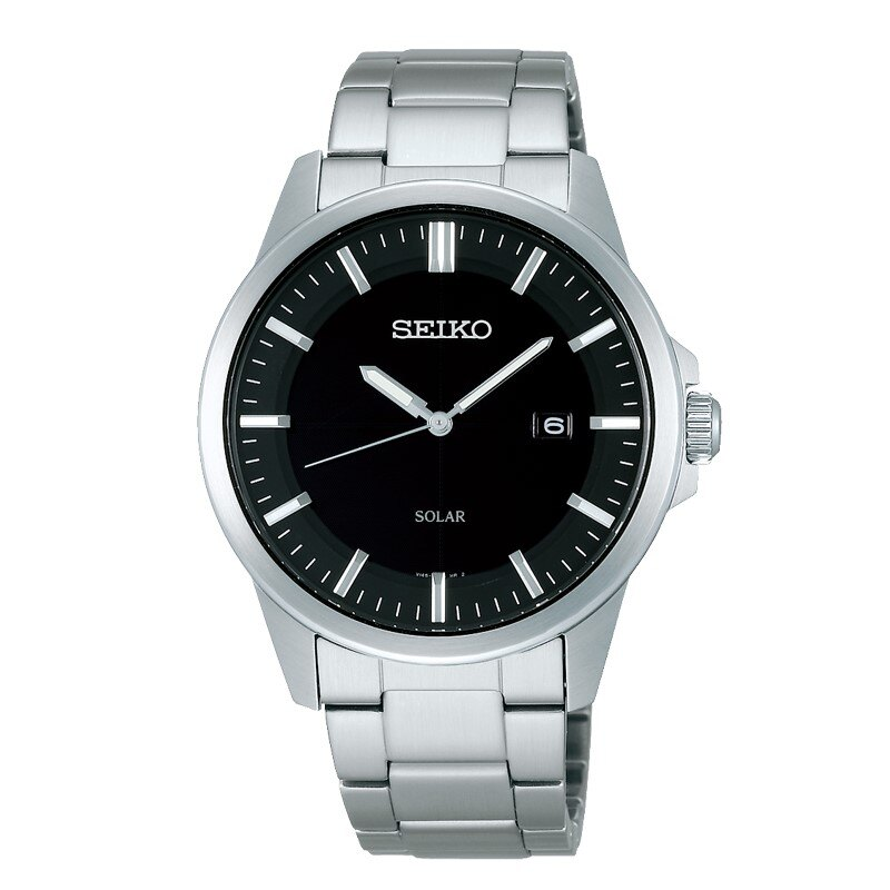 SEIKO SPIRIT SMART太陽能腕錶/V147-0AV0D/SBPN091J