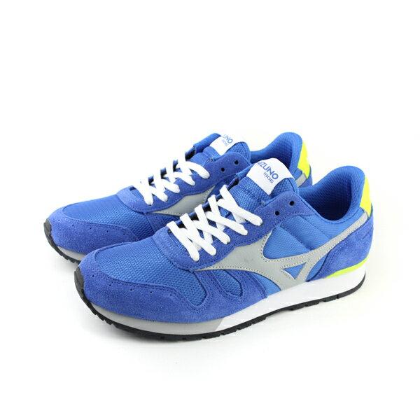 美津濃 Mizuno ML87 慢跑鞋 藍色 男鞋 no016