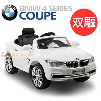 寶馬BMW--4 Series Coupe 原廠授權 遙控電動車 兒童電動車