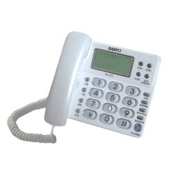 三洋來電顯示有線電話TEL-813【愛買】