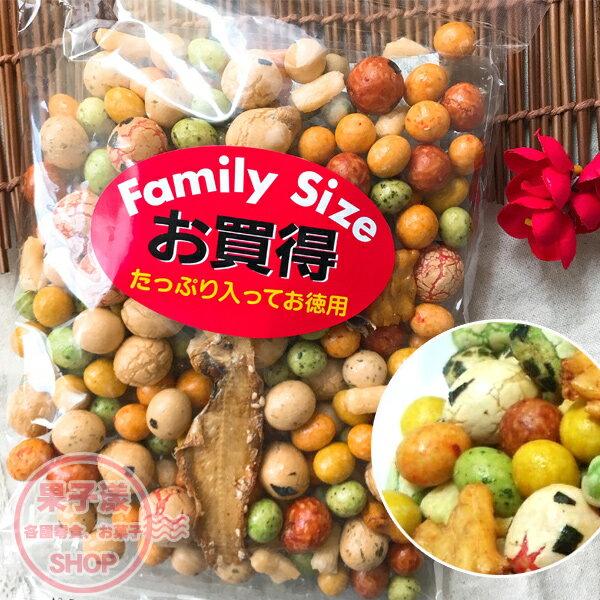 日本山口綜合豆果子買得豆家庭包什錦豆[JP654]