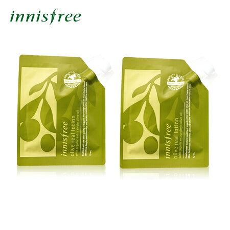 韓國 innisfree 橄欖油超保濕化妝水/乳液(旅行包)10ml 隨身包 化妝水 乳液【B062349】