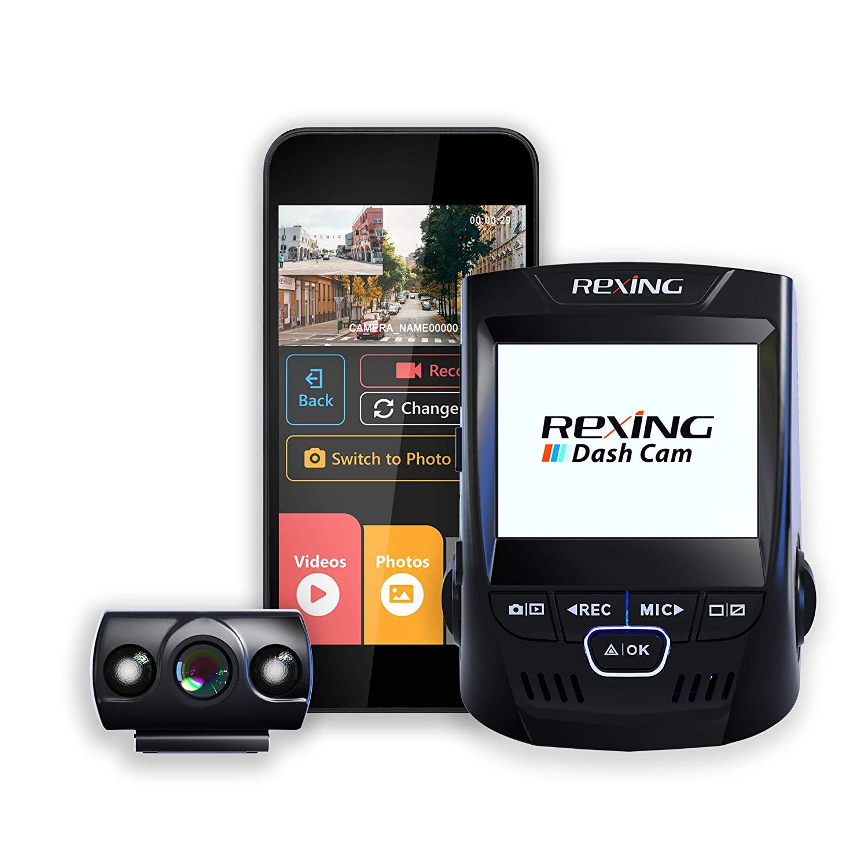 Car Video Car Electronics ghdonat.com Rexing V1 Basic Dash Cam ...