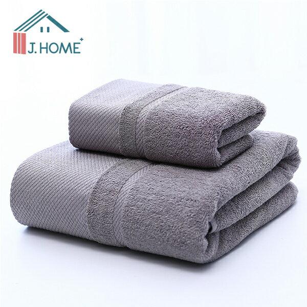 歐美風 - 純棉大浴巾 J HOME+ 就是家 1