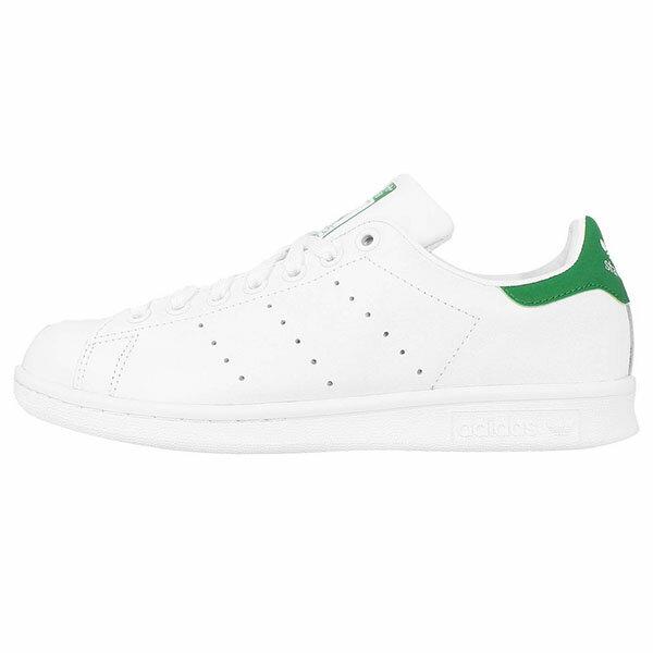 【ADIDAS】Stan Smith  愛迪達 史密斯 運動鞋 休閒鞋 白 情侶鞋 男女鞋 -M20324