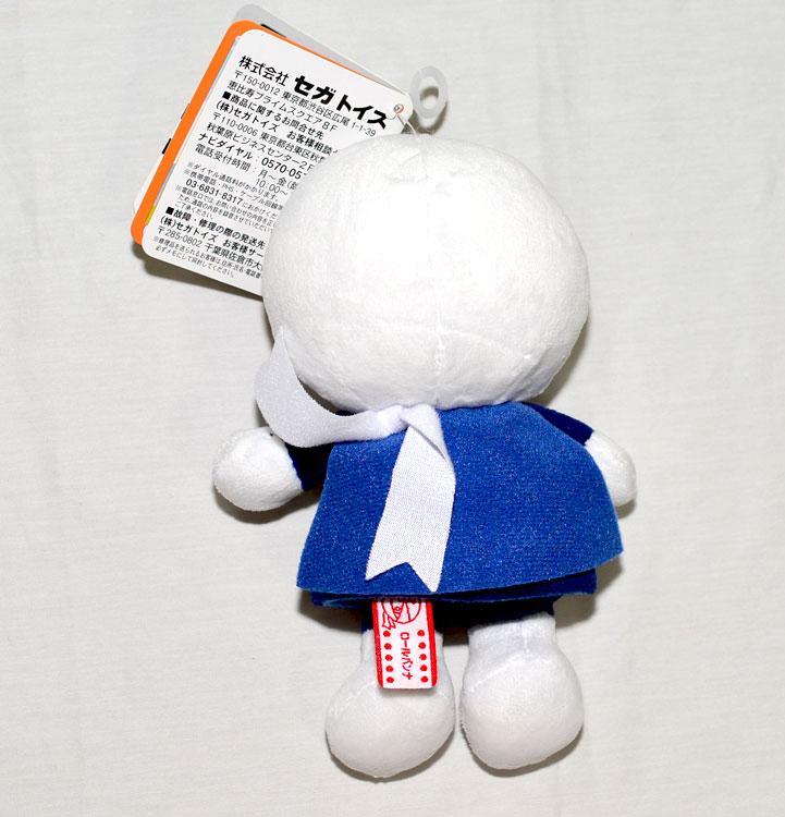螺旋麵包超人 玩偶 日本正版