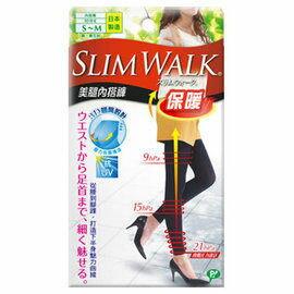 【SLIM WALK】 完美比例 機能美腿襪-內搭褲型 S-M/M-L 0
