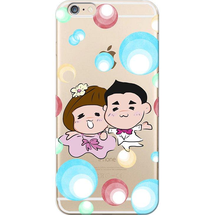 童趣、設計師系列【 這就是微小的幸福 】TPU手機保護殼/手機殼  ASA《iPhone/ASUS/Samsung/HTC/LG/Sony/小米/OPPO》