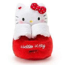 X射線【C820599】Hello Kitty手機座,置物筒/收納/浴缸/筆插/牙刷架/手機座/辦公小物/擺飾/筆筒