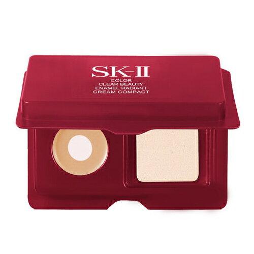 SK-II 超肌能光潤無瑕緊顏粉凝霜1g 色號:420 (效期~2017/05)