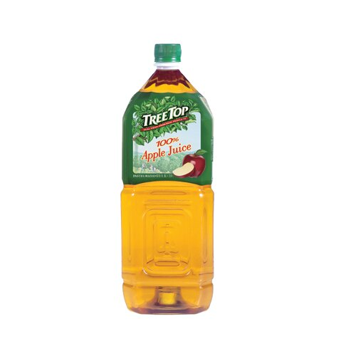 樹頂TreeTop100%蘋果汁2000ml~愛買~