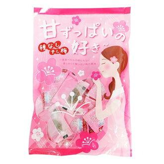 日本戀梅無籽梅乾 150g