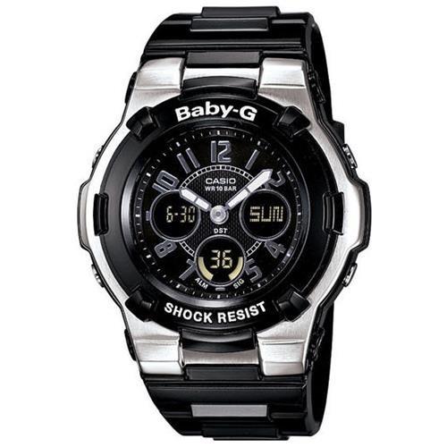 Casio Baby-G Analog Digital Watch BGA110-1B2 0