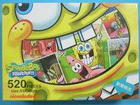 海綿寶寶兒童玩具推薦到海綿寶寶拼圖520片拼圖HBO26D 歡樂時光篇/授權拼圖53cm x 38cm MIT製/一組入{促360}就在旻泉精品批發網推薦海綿寶寶兒童玩具