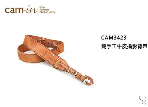 Canon Mall:【Cam.in】潮流相機背帶真皮相機手腕背帶CAM3423