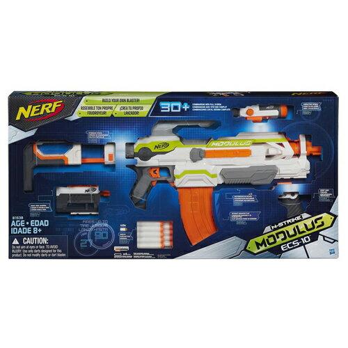 《 NERF 樂活打擊 》打擊者系列 - 自由模組系列ECS射擊槍