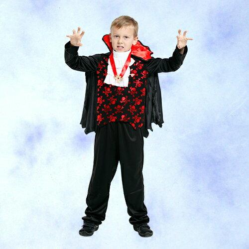 天姿舞蹈戲劇表演服飾特殊造型館:GTH-1523吸血小爵士化裝舞會表演造型派對服(SML)
