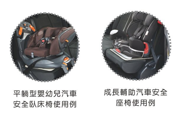Aprica愛普力卡 - 平躺型臥床椅/成長型汽座 專用止滑座椅保護墊 1
