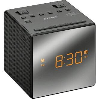 ::bonJOIE:: Sony ICF-C1T 黑色 雙鬧鐘電子鬧鐘 (全新盒裝) Alarm Clock Radio ICFC1T
