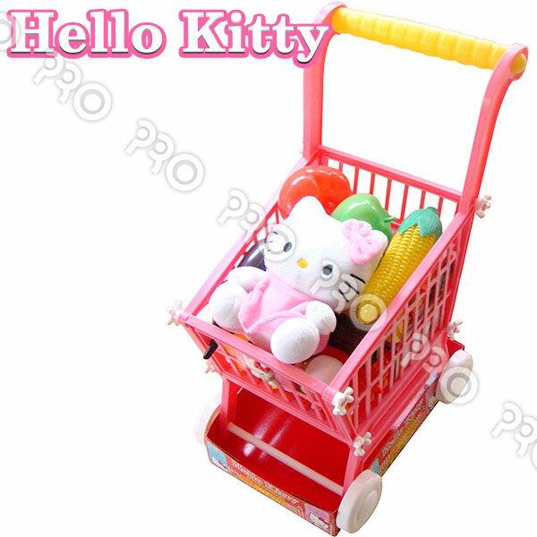 HELLO KITTY超級市場手推車→FB姚小鳳