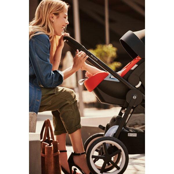 Cybex ATON 5 嬰兒提籃型安全座椅 / 嬰兒汽座(6色可選) 3