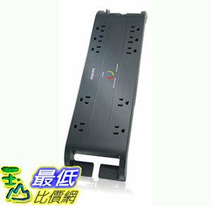 [106美國直購] 飛利浦 Philips SPP4107A/17 10-Outlet Home Office Surge Protector