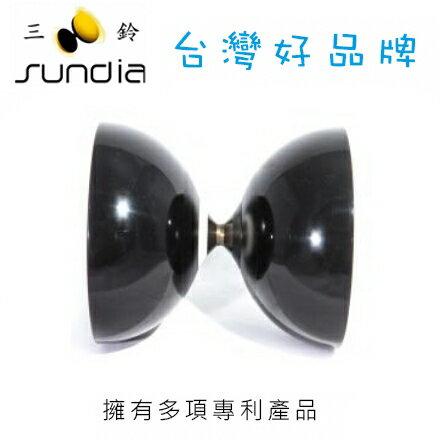 SUNDIA 三鈴 長軸培鈴系列 Fly.1B.BK飛漾黑 / 個