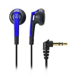 鐵三角 ATH-C505 耳塞式耳機 藍【三井3C】