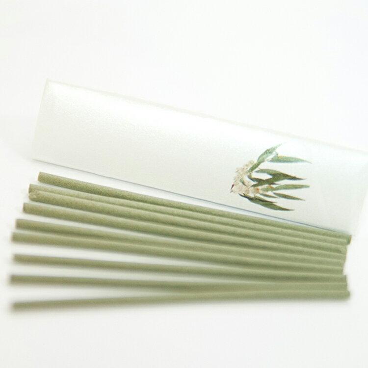 【ease 】 澳洲尤加利日式線香  10枝  盒