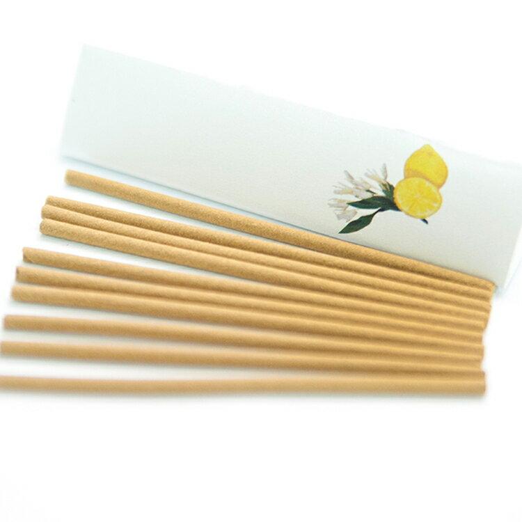 【ease 】野薑花&檸檬日式線香 (10枝/盒)