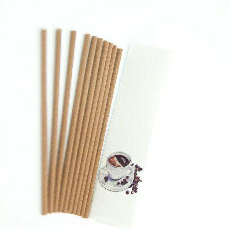 【ease 】香醇咖啡日式線香 (10枝/盒)