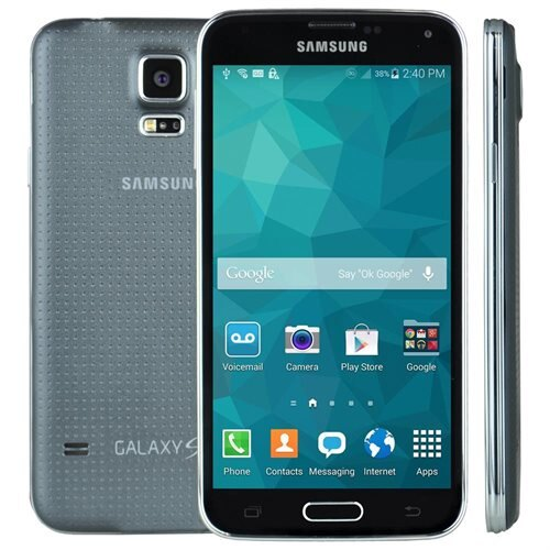 Samsung Galaxy S5, Black - FreedomPop w/ 100% Free Mobile Phone Service 2
